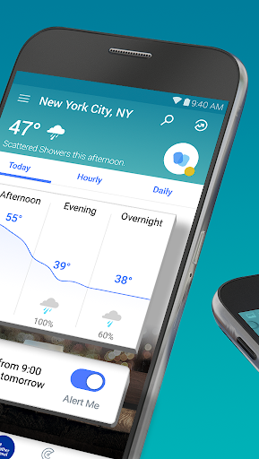 Weather - The Weather Channel for Samsung Galaxy J7 Max - free