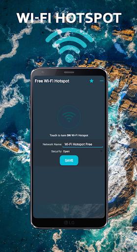 Free Wifi Hotspot Portable for ZTE ZMax Pro - free download APK file