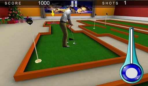 golf indoor 3D