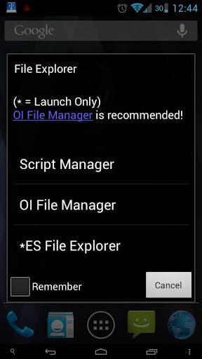 USB OTG Helper [root] for LG K7 LTE - free download APK file