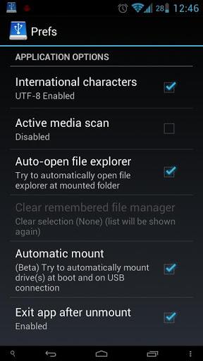 USB OTG Helper [root] for Lenovo A6600 Plus - free download