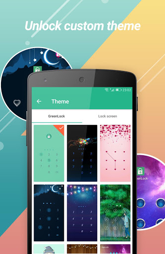 Green App Lock for Huawei Y5 Prime 2018 - free download APK file for
