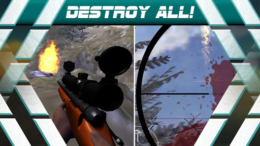 Drone Air Strike Elite Sniper