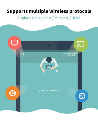 AirScreen - AirPlay & Miracast