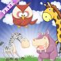 icon Zoo Memory Game