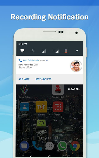 Auto Call Recorder 2017 for Huawei Y5 2017 - free download