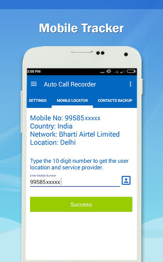 Auto Call Recorder 2017 for Huawei Y5 2017 - free download APK file