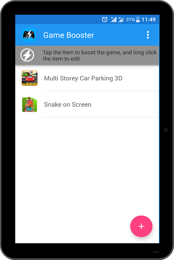 Game Booster-Free Game Launcher for Oppo F3 Plus - free