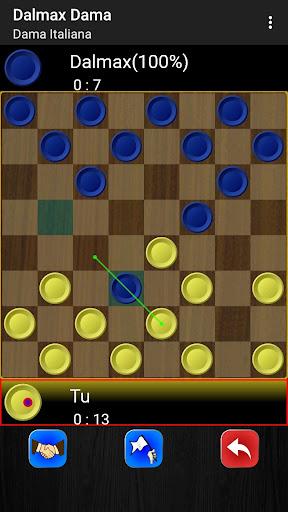 Checkers by Dalmax
