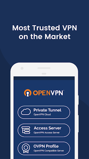 OpenVPN Connect for Samsung Galaxy Ace S5830I - free