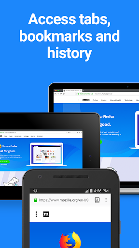 Firefox Browser fast & private for Samsung Galaxy Y S5360 - free