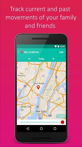 GPS Tracker Phone Locator App