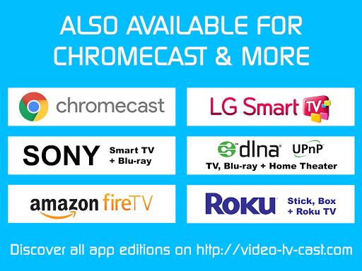 Video & TV Cast | Samsung TV for Zuk Z2 Pro - free download