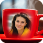 icon Coffee Cup Frames for Huawei Mate 9 Pro