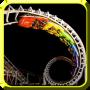 icon Roller Coaster Night Rider