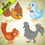 icon Birds Puzzles for Toddlers