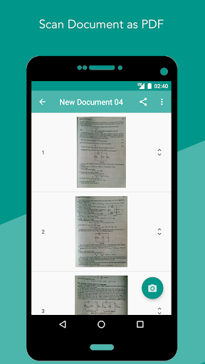 Smart Scan : PDF Scanner for Oppo F1s - free download APK