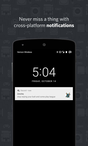 Discord - Chat for Gamers for Samsung Galaxy Y S5360 - free download
