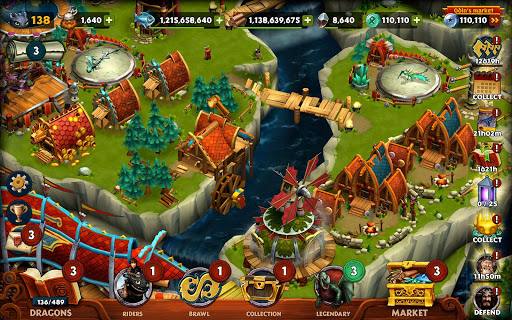Free download Dragons: Rise of Berk APK for Android