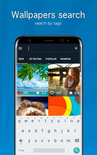 Wallpapers HD Backgrounds 7Fon for HTC Desire 626 Dual SIM