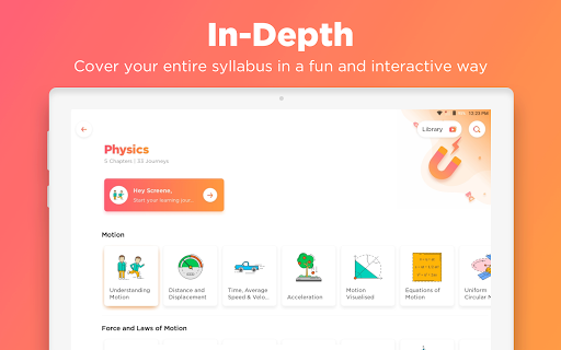 BYJU'S – The Learning App for oneplus 6 - free download APK file for 6