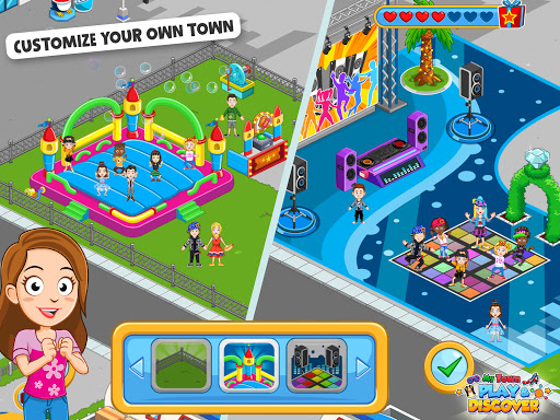 My Town : Play & Discover Pretend Play Kids Game