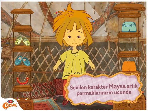 TRT Maysa and the Cloud