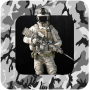 icon Military Photo Montage for LG U