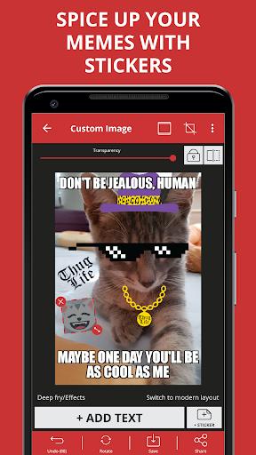 Meme Generator Free for Motorola Moto E4 - free download APK
