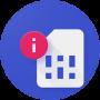 icon Sim Serial Number ICCID