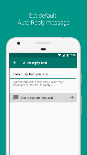 WhatsAuto for WhatsApp™ for LeEco Le 2 Pro - free download APK file
