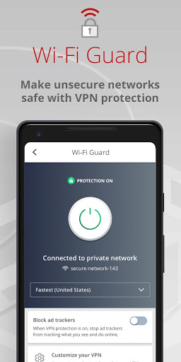 McAfee Mobile Security for Infinix Hot 4 Pro - free download