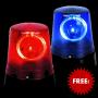 icon Police flashlight