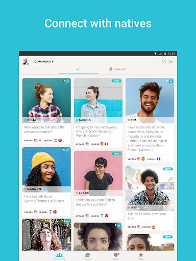 Tandem: Find Language Exchange Partners Worldwide