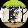 icon Runner boy