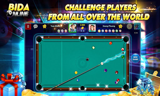 Free download Billiards 8 Ball Pool Online APK for Android
