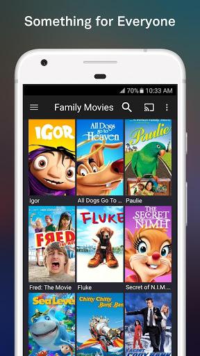 Tubi TV - Free Movies & TV for Sharp Aquos 507SH - free