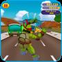 icon Super Ninja Runner Turtles Adventure