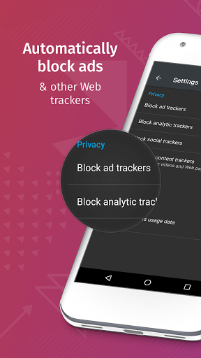 Firefox Focus: The privacy browser for Motorola Moto E4