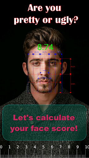 Golden Ratio Face - Face Rater