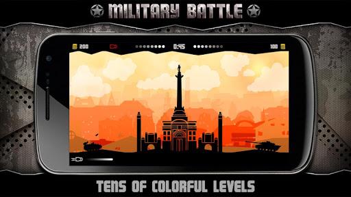 Military Battle: Tanks World