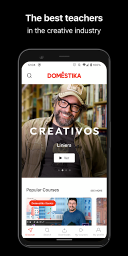 Domestika - Online courses