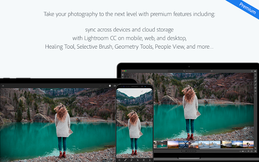 Adobe Photoshop Lightroom for Xiaomi Redmi Note 4 - free