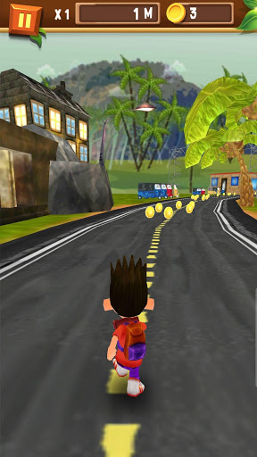 Free download Dialog Mega Run APK for Android