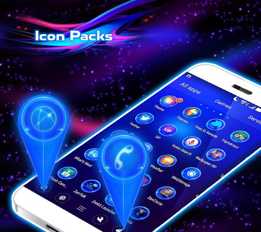 New Launcher 2017 for Lyf Water 11 - free download APK file