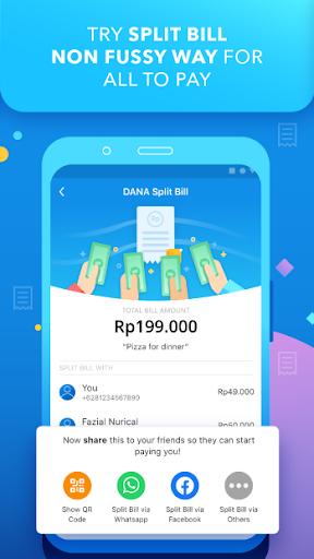 DANA - Indonesia's Digital Wallet