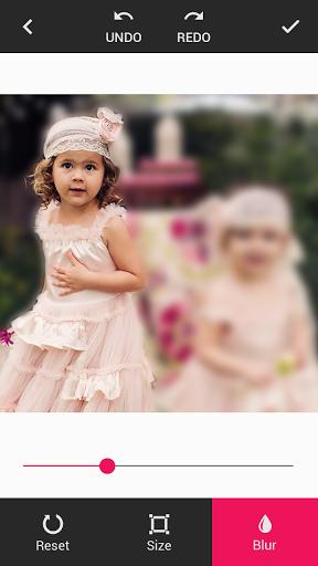 DSLR Camera - Blur Background for Samsung Galaxy J7 Pro