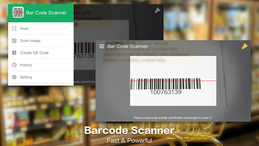 Free download QR Code Scan & Barcode Scanner APK for Android