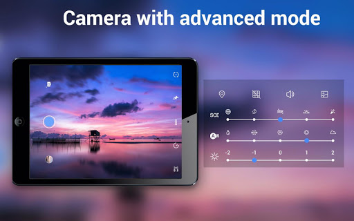 HD Camera for Android for Motorola Moto E4 Plus - free