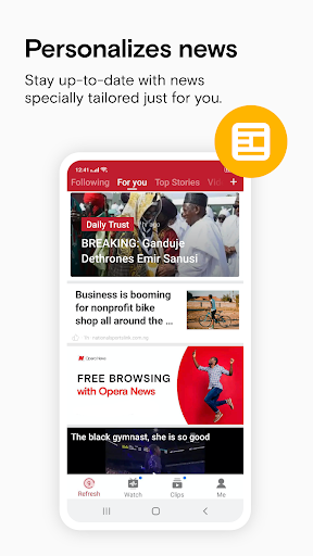 Opera News - Trending news and videos